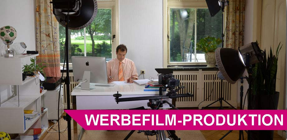 Werbevideo Produktion